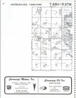 Unorganized Territory T49N-R27W, Aitkin County 1979